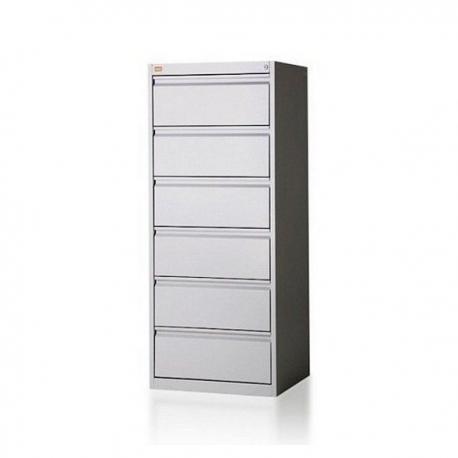 Szafa do kopert /dow.osob./, sześć szuflad, format B-5 KOP/6