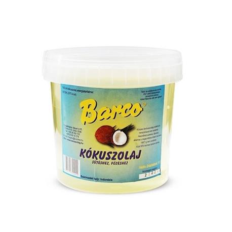 Naturalny olej do masażu kokosowy - 1000ml
