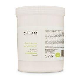 Krem do masażu łagodzący - 1000 ml