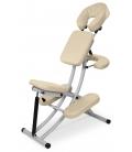 Krzesło do masażu OFFICE-REH ALUMINIUM (sprężyna gazowa)