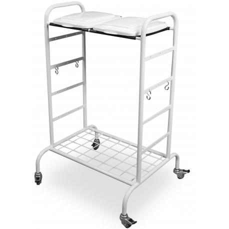Wózek do brudnej bielizny II-częściowy