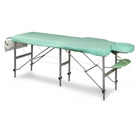 Komplet frotte - pokrycie na stół i podgłówek