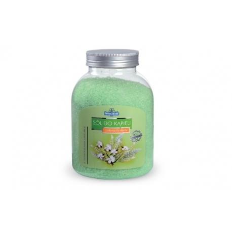 Sól do kąpieli - zielona herbata