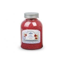 Sól do kąpieli - róża