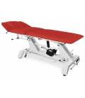 Stół rehabilitacyjny KSR F E PLUS, kółka jezdne, sterowanie z ramy