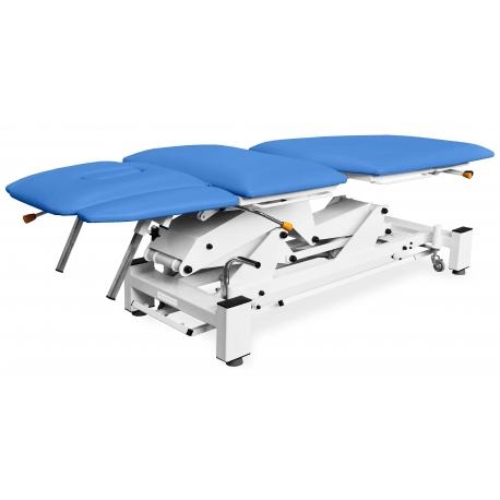 Stół rehabilitacyjny NSR F T, kółka jezdne