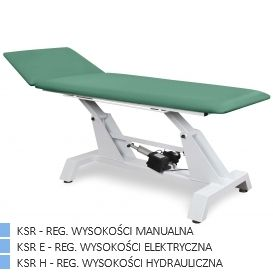 Stół rehabilitacyjny KSR