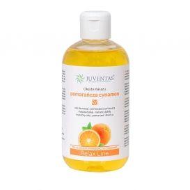 Olejek do masażu RELAX LINE - POMARAŃCZA-CYNAMON - 250ml