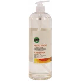 Olej do masażu mango-brzoskwinia - 1000 ml