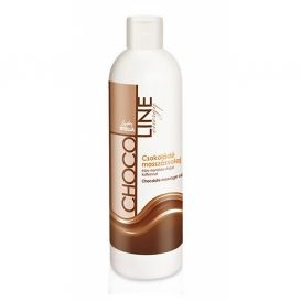 Olej do masażu z ekstraktem z migdałów z dodatkiem kofeiny (do ciała) - 250 ml