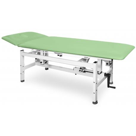 Stół rehabilitacyjny JSR, kol. 09, wycięcie na twarz + zatyczka