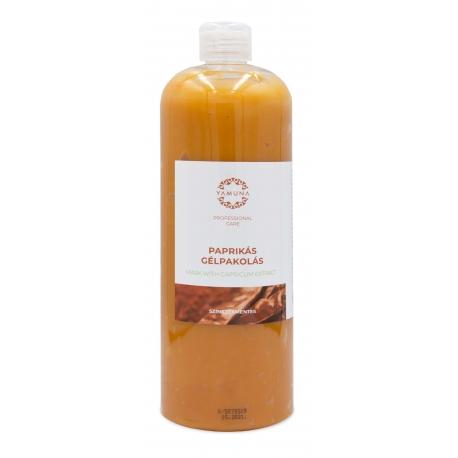 Żel do masażu paprykowy - 1000 ml