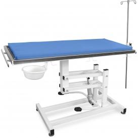 Stół weterynaryjny J-VET 1 H (hydrauliczny)