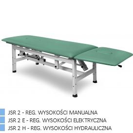 Stół rehabilitacyjny JSR 2 E, reg. elektryczna