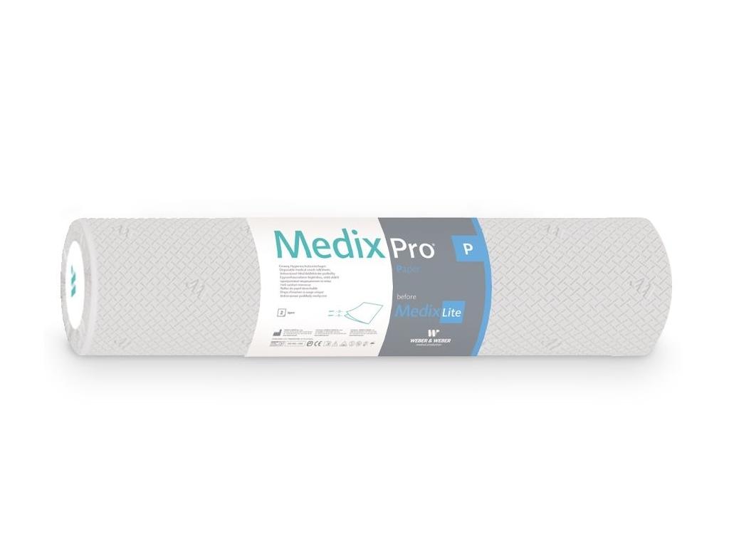 Medix Pro 70cmx50mb biały (perforacja co 50cm)