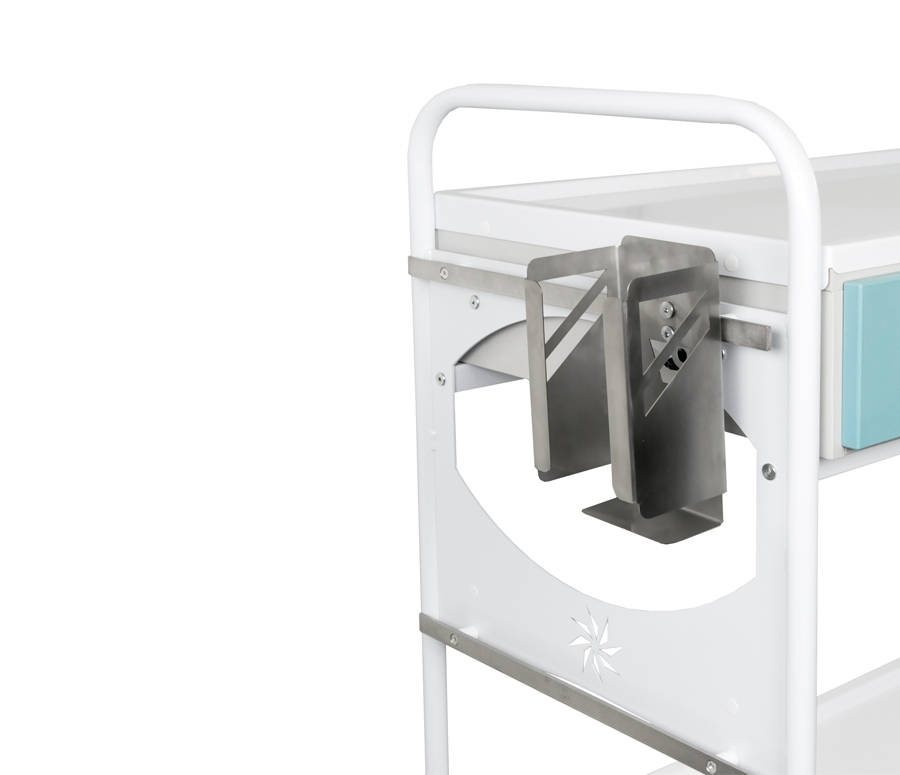 AUVW3 Uchwyt na rękawice jednorazowe - szer/gł/wys: 11,4x10x23 cm (+100 zł)