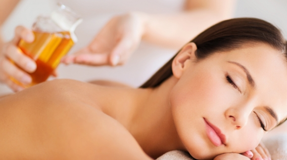 Twój olejek do masażu
